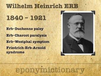 Wilhelm Heinrich Erb (1840-1921) 340