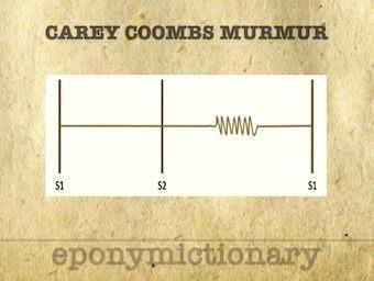 Carey Coombs murmur 1907 340