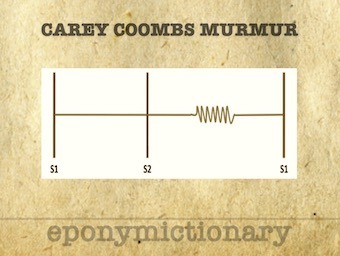 Carey Coombs murmur 1907 340