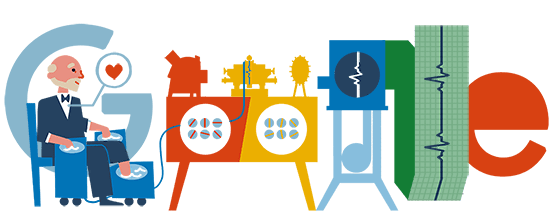 Einthoven 159th birthday 2019