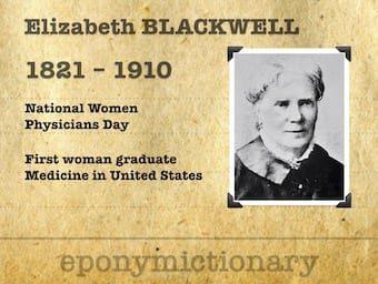 Elizabeth Blackwell (1821-1910) 340