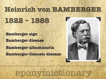 Heinrich von Bamberger (1822 - 1888) 340