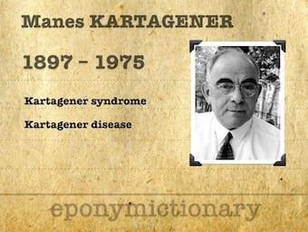 Manes Kartagener (1897-1975) 340