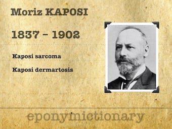 Moriz Kaposi (1837-1902) 340