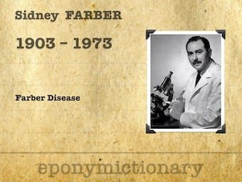 Sidney Farber (1903-1973) 340