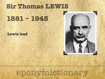 Thomas Lewis (1881 - 1945) 340