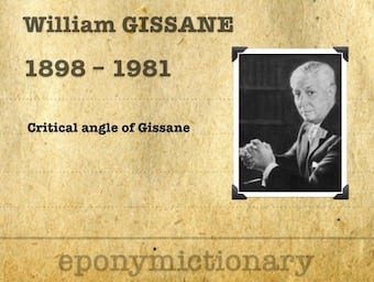 William Gissane (1898 – 1981) 340