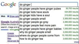 Do Ginger Google