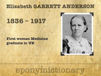 Elizabeth Garrett Anderson (1836-1917) 340