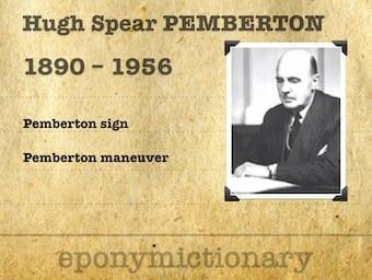 Hugh Spear Pemberton (1890-1956) 340