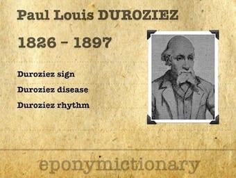 Paul Louis Duroziez (1826 – 1897) 340