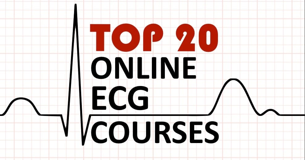 Top 20 Online ECG Courses • LITFL • Online Medical Education