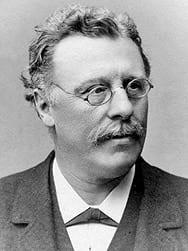 Anton Julius Friedrich Rosenbach (1842 - 1923)
