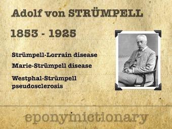 Ernst Adolf Gustav Gottfried von Strümpell (1853 – 1925) 340
