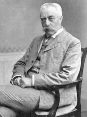Ernst Adolf Gustav Gottfried von Strümpell (1853 - 1925)