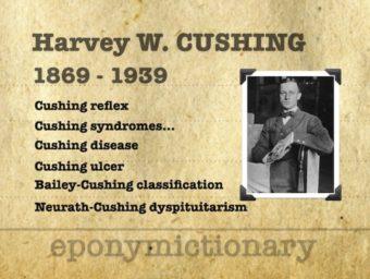 Harvey Williams Cushing (1869 – 1939) 680