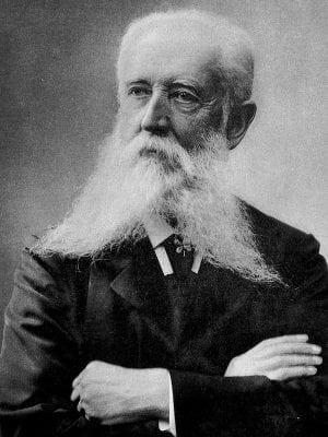 Johannes Friedrich August von Esmarch (1823 - 1908)