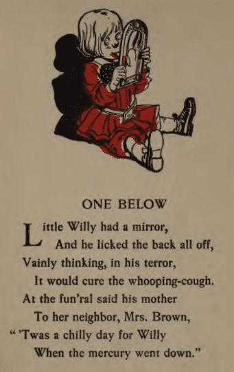 Little Willie Mercury 1904