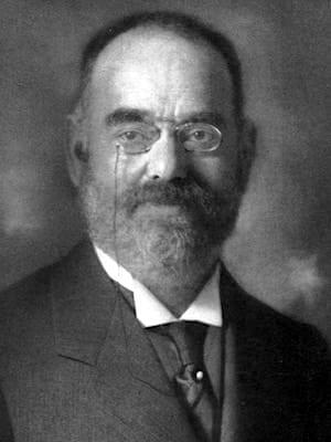 Ludwig Edinger (1855 - 1918)