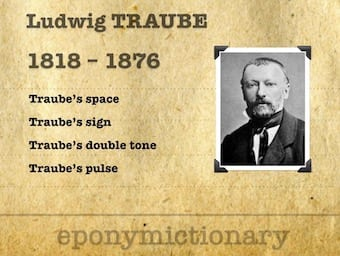 Ludwig Traube (1818-1876) 1200