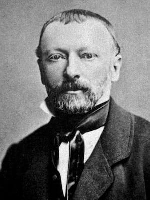 Ludwig Traube (1818 - 1876)