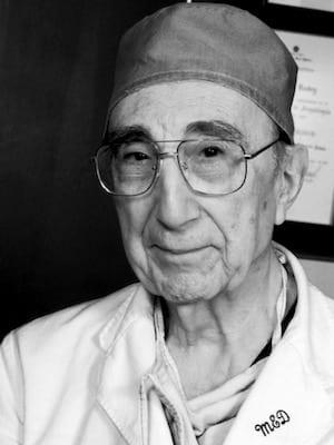 Michael Ellis DeBakey (1908–2008)