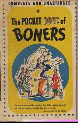 Pocket-book-boners