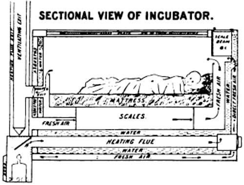 Rotch pediatric incubator 2