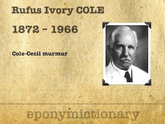 Rufus Ivory Cole (1872 – 1966) 340
