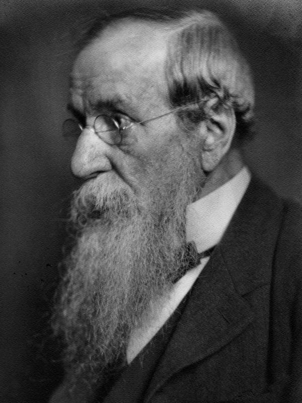 Sir Jonathan Hutchinson (1828 - 1913)