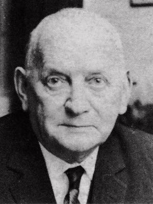 Sir Peter James Kerley (1900-1979)