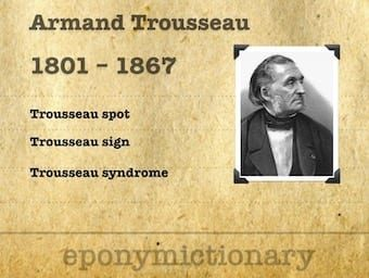 Armand Trousseau (1801 - 1867) 1200