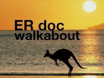 American ER doc walkabout Rick Abbott LITFL 340
