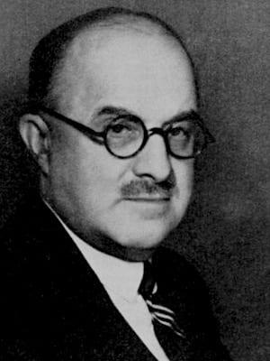 Eli Moschcowitz (1879 - 1964)