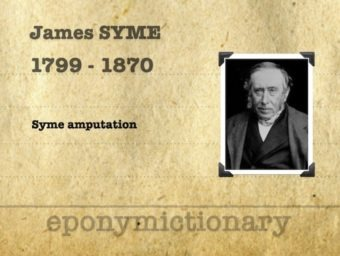 James Syme (1799–1870) 340