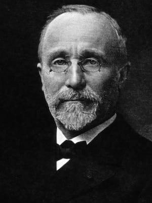 Louis Théophile Joseph Landouzy (1845 - 1917)