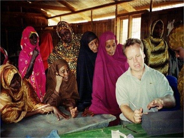 Somali Refugee Camp