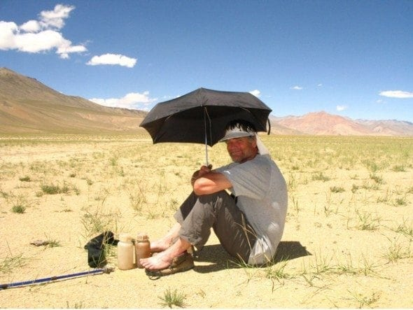 Brolly – Ladakh, Indian Tibet