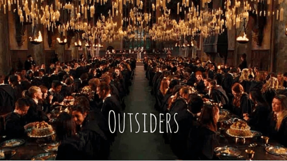 Bully for you - outsiders