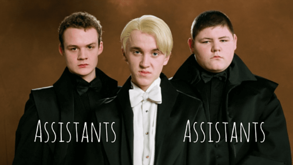 Bully for you - the assistants