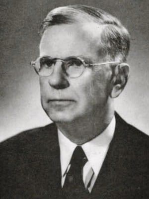 Ernest William Goodpasture (1886 - 1960)