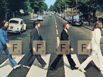 Fab Four FFFF 340