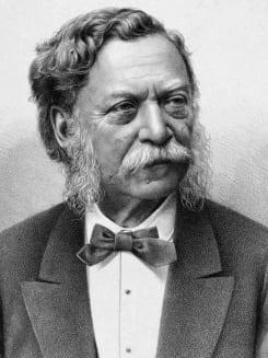 Heinrich von Bamberger (1822-1888)