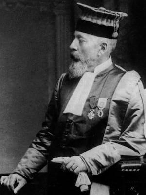 Jules-Joseph Déjerine (1849 - 1917)