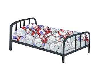 There can only be not enough beds 340