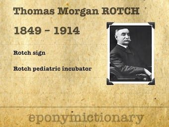 Thomas Morgan Rotch (1849-1914) 340