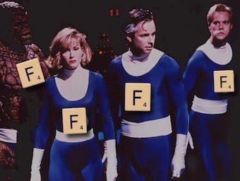 Fantastic four FFFF 340