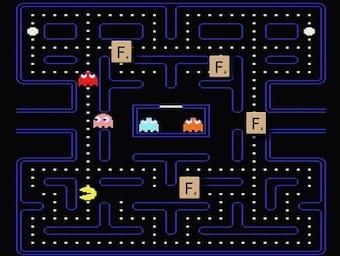 Pac Man FFFF 340