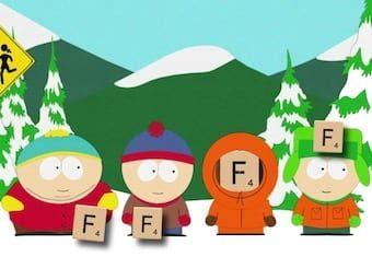 South Park FFFF 340