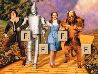 Wizard of Oz FFFF 340